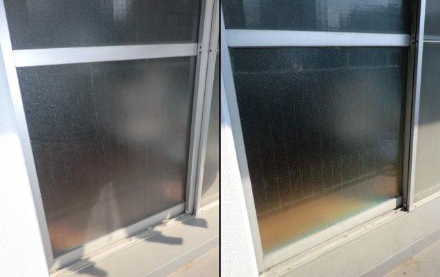 名古屋市緑区 ガラス修理