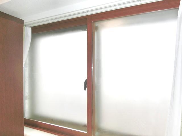 防寒対策 内窓工事 LIXIL内窓インプラス 名古屋市天白区