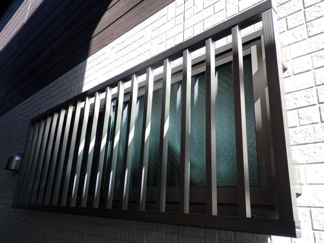 名古屋市天白区 高強度面格子