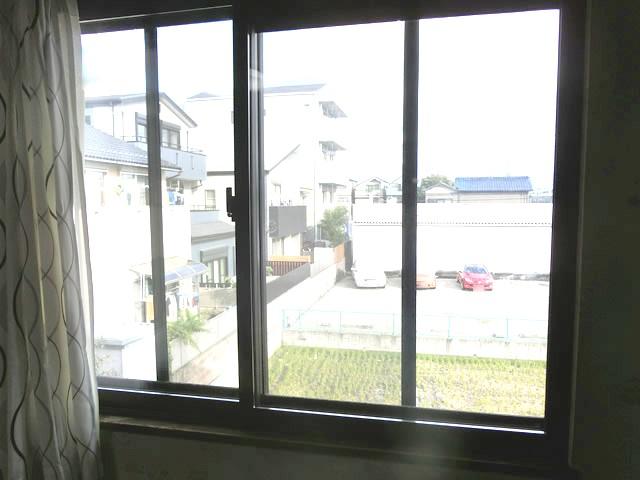 二重窓 内窓工事 遮音 防犯 LIXIL内窓インプラス 名古屋市北区