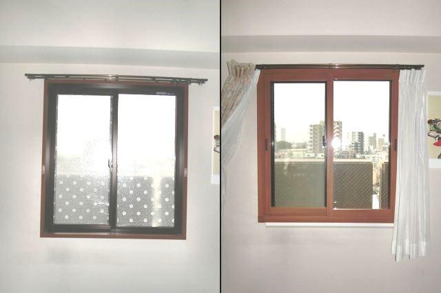 窓の結露対策 二重窓インプラス 名古屋市瑞穂区