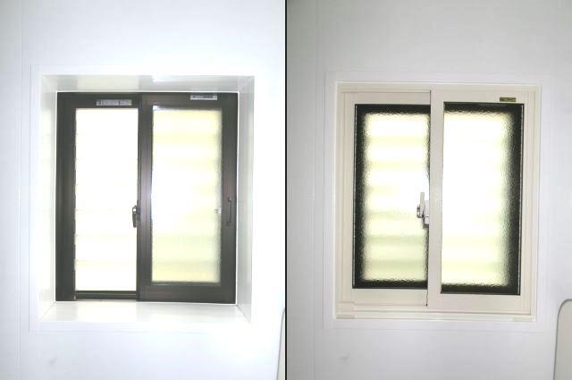 浴室窓 内窓取付 冬場のヒートショック対策 大府市