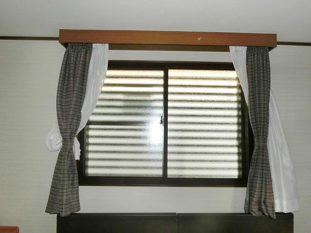 引違い窓(2枚建て)