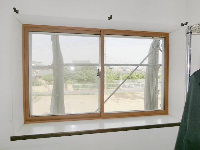 一宮市 内窓インプラス工事